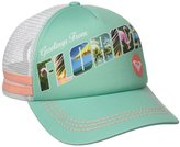 Roxy Juniors Dig This Greetings from Florida Trucker Hat