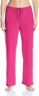 Amazon Essentials Women's 100% Cotton Pajama Pant
