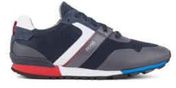 HUGO BOSS Hybrid trainers with bamboo-charcoal lining and lightweight sole