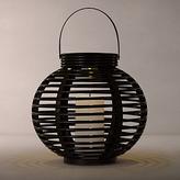 John Lewis Cabot Lattice Outdoor Solar Lantern, Small