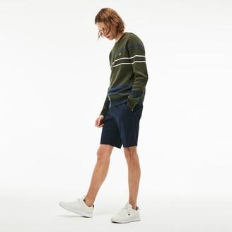 Lacoste Men's Slim Fit Stretch Gabardine Shorts