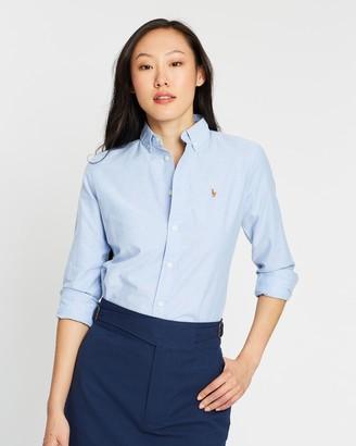 Polo Ralph Lauren Kendal Long Sleeve Oxford Shirt