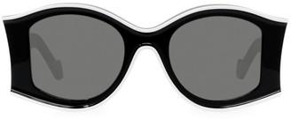 Loewe Paula Ibiza 52MM Large Round Sunglasses
