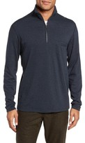 Billy Reid Men's Jordan Quarter Zip Pullover