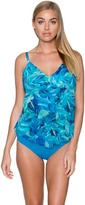 Sunsets Swimwear - Ava Tiered Tankini Top 72EFGHCALY