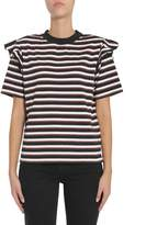 Kitsune Striped T-shirt