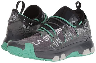 La Sportiva Unika (Carbon/Jade Green) Women's Shoes