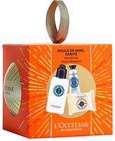 L'Occitane Shea Butter Bauble Body Gift Set