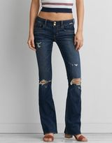 American Eagle Outfitters AE Denim X Artist? Flare Jean