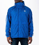adidas Men's Pharrell Williams Sherpa Winderbreaker Jacket