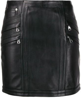 Manokhi Minami panel-seamed skirt
