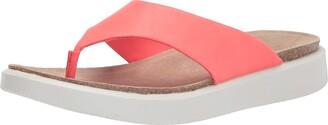 Ecco Women's Corksphere Thong Flip-Flop