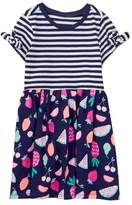 Gymboree Fruit Twofer Dress