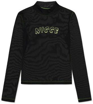 Nicce Orion Long Sleeve T Shirt Womens