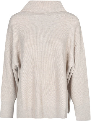 Nanushka Long Sleeve Turtleneck Sweater