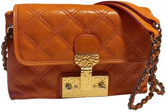 Marc Jacobs Single Orange Leather Handbags