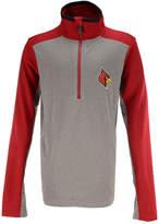 Outerstuff Louisville Cardinals Matrix Quarter-Zip Pullover, Big Boys (8-20)
