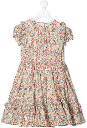 Marie Chantal Ferne floral-print dress
