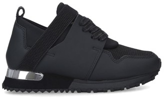 Mallet Elastic Strap Sneakers