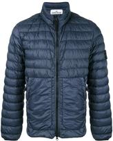 Stone Island Padded down jacket - men - Polyamide/Polyurethane Resin/Polyimide/Duck Feathers - L