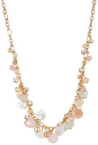 Joe Fresh Cluster Bead Collar Necklace