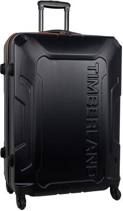"Timberland Blue Boscawen 28"" Hardside Spinner Suitcase"