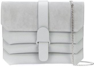 Senreve Suede Crossbody Bag