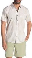 Hurley Paradise Winds Short Sleeve Button-Down Shirt