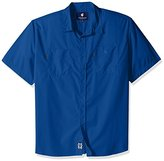 Rocawear Men's Passport Short Sleeve Shirt