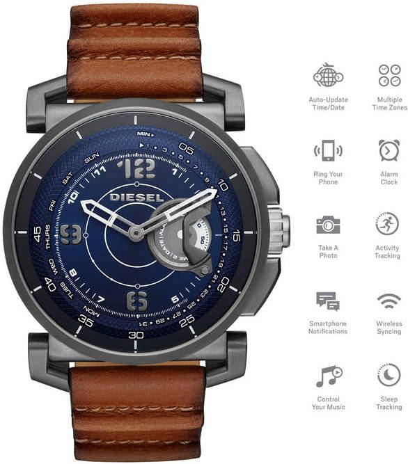 Diesel Smartwatches 00QQQ - Brown