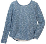 Soprano Long Sleeve Pullover (Big Girls)