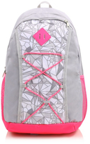 George Patterned Bungee Rucksack