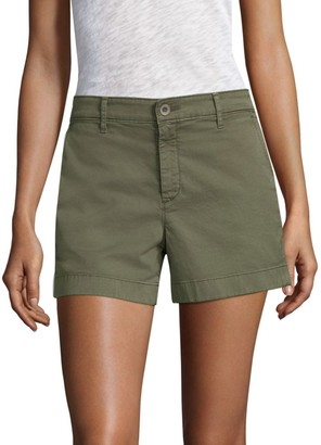 AG Jeans Caden Cotton Shorts