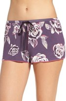 PJ Salvage Women's Print Pajama Shorts