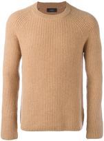 Joseph 'Cardigan Stitch' jumper