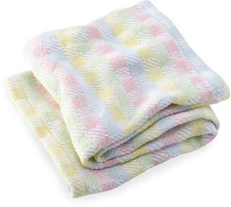 Brahms Mount Tourmaline Multicolored Baby Blanket