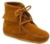 Minnetonka Girl's Lace-Up Boot