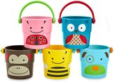 SKIP*HOP® 5-Piece Zoo Stack and Pour Buckets