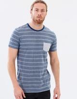 Quiksilver Mens Lill Burn T Shirt