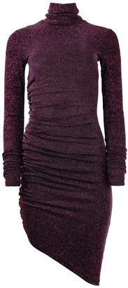 Blonde Gone Rogue New Year's Dress In Sparkling Pink
