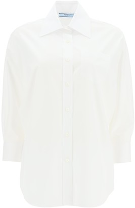 Prada Front Pocket Shirt