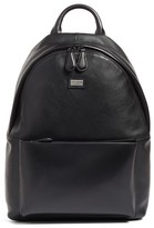 Ted Baker Men's Leather Backpack - Black