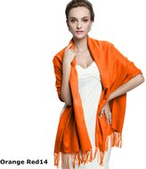 Healtheveryday@ Long Solid Ladies Womens Vintage Cashmere Pashmina Scarf Wrap Shawl 40 Colors, 72'' x 28''