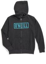 O'Neill O&Neill Graphic Zip Hoodie (Big Boys)