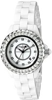 Stuhrling Original Women's 'Vogue' Quartz White Casual Watch (Model: 530S2.111EP3)