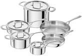 Zwilling J.A. Henckels Sensation 10-Piece Cookware Set