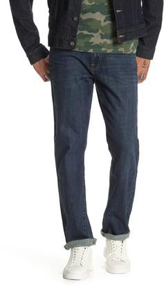 "Lucky Brand 221 Original Straight Jeans - 30-34"" Inseam"