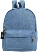 Tibes Canvas Backpack for Teen Girls