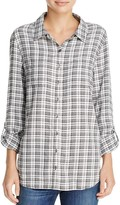 Soft Joie Eirene Plaid Shirt