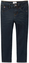 Hudson Collin Flap Pocket Skinny Jean (Toddler & Little Girls)